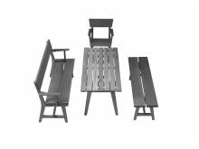 Hjorthagen möbelgrupp, design Peter Brandt