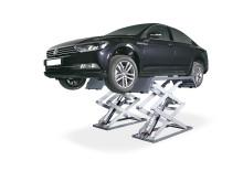 Rotartylyft med Volkswagen Passat