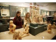 Ägyptisches Museum Leipzig - Alltagsdarstellungen Handwerk