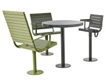 Parco möbelgrupp, Design Broberg & Ridderstråle