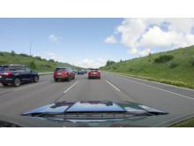 Ford adaptivní tempomat