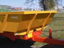 Möre Stendumper 6 ton