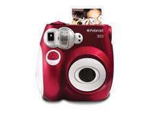 Polaroid Pic300 röd