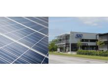 TePe satsar på solcellsanläggning