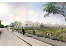 Omsorgsboendet trädgårdarna i Örebro