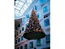 Tallink Silja | Weihnachtliche Dekoration auf der Serenade