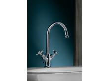 Axor Montreux_Washbasin_Cross Handles