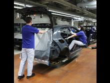 Volkswagen förlitar sig på maximalt hälsoskydd när produktionen startar om.