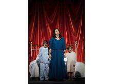 Katarina Karnéus i rollen som Norma på GöteborgsOperan - en insats som belönas med Svenska Dagbladets Operapris 2018.