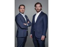 Martin Persson och Kristofer Stahre