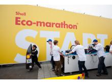 AAU ved Shell Eco-marathon 2012