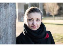 Mariya Voyvodova, ordförande i kulturnämnden.  Foto Lena Dahlström.