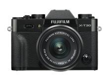 FUJIFILM X-T30 black XC15-45