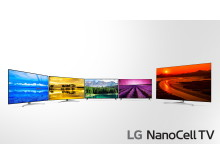 LG NanoCell 2019 Line-up