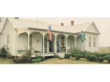 Familjen Ericksons hus i Texas
