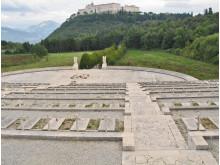 Krigskirgegård ved Monte Cassino