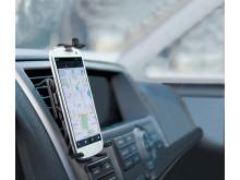 Plats i bilen för mobilen
