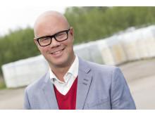 Johan Rydberg, vd Econova