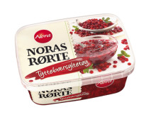 Noras Rørte Tyttebærsyltetøy