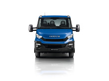 Nya Iveco Daily (Chassi)