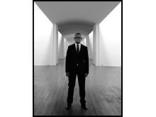 Konstmuseichef Göran Christenson