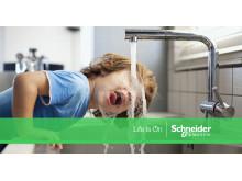 Schneider Electric gör debut på VA-mässan