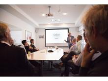 Invigning av Sungard AS Hybrid IT-center