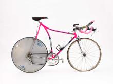 Tempocykel 1989 - visas i utställningen Cykel/Bike