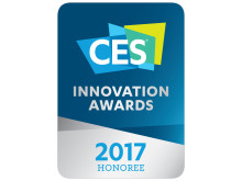 CES 2017 Innovation Honoree