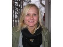 """Anna Fredriksson, Falun, till final i """"SM-för unga plåtslagare 2011"""""""