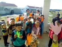Omsorgssenteret i Tartous i Syria gir 450 barn omsorg, undervisning, helsehjelp og terapi.