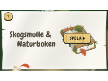 Skogsmulle & naturboken