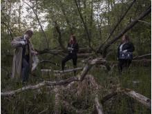 Manuela De Gouveia, Mimmi Skog, Isak Sundström (Pascal) får SKAP:s Garagerock-pris: Foto Tova Mozard