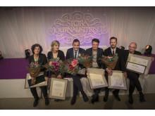 De vann Stora Journalistpriset 2018!