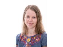 Karolina Strid, miljö- och kvalitetsansvarig Växjöbostäder