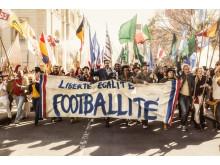 LIBERTE EGALITE FOOTBALLITE BANNER