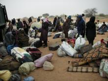 Maliska flyktingar i Mauretanien