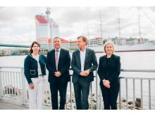 Göteborg presenterar planerna för Volvo Ocean Race