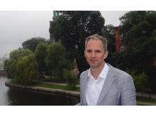 Jonas Harvard, Södertörns högskola, koordinator för forskningsprogrammet Nordiska rum