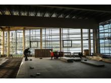 Här byggs nya gymmet på Holiday Club Åre