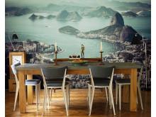 Rio De Janeiro Sugar Loaf Mountain - Vintage Cities