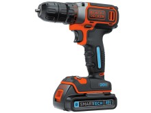 SMARTECH™ Batteries are compatible with all BLACK+DECKER™ 20V MAX** tools