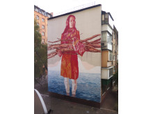 Fintan Magee - No Limit Street Art