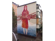 Fintan Magee - No Limit Street Art
