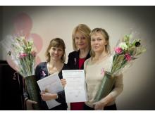 Årets Bröstsjuksköterskor finns i Västerås