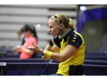SM Bordtennis - Anna-Carin Ahlquist