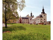 Tyresö slott från norr, foto Peter Segemark