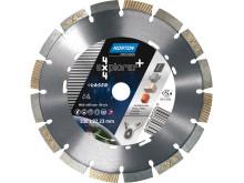 4x4 Explorer+ - Diamantklinga 230 mm