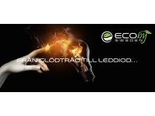 Skapa mervärden med ny energieffektiv belysningen - Spara 90% på elräkningen!