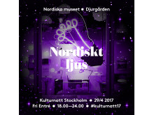 Nordiskt ljus på Kulturnatten 2017